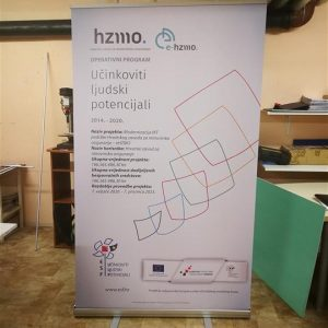 Roll up - HZZO 150cm